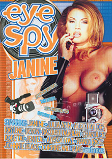 Eye Spy - Janine Box Cover