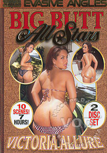 Big Butt All Stars - Victoria Allure Box Cover