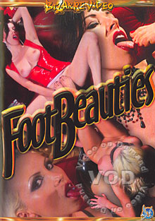Foot Beauties Box Cover