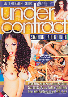 Under Contract Heather Hunter Box Cover