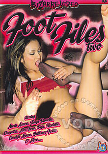Foot Files 2 Box Cover