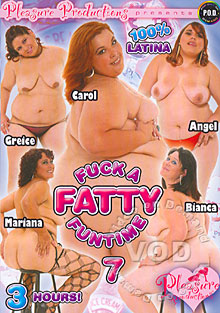 Fuck A Fatty Funtime 7 Box Cover