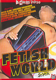 Fetish World 7 Box Cover