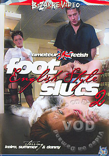 Foot Sluts 2 - English Style Box Cover