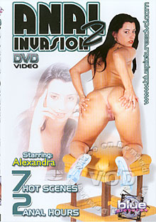 Anal Invasion 2 Box Cover