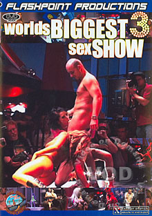 Worlds Biggest Sex Show 3 Box Cover