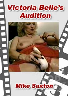 Victoria Belle's Audition Box Cover