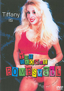 Tiffany Is The Blonde Bombshell Box Cover
