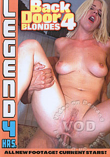 Back Door Blondes 4 Box Cover