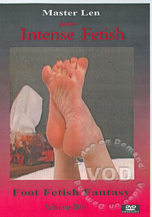 Intense Fetish - Foot Fetish Fantasy Box Cover