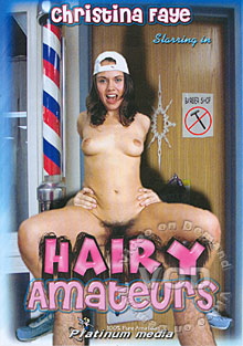 Hairy Amateurs Box Cover - Login to see Back