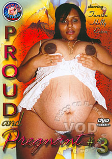 Proud and Pregnant #3 Box Cover