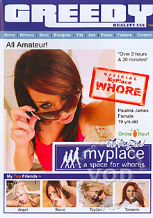 MyPlace - A Space For Whores