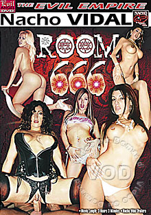Room 666 Box Cover
