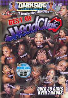 Best Of Head Clinic Box Cover
