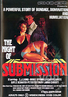 The Night Of Submission Box Cover