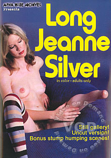 Long Jeanne Silver Box Cover
