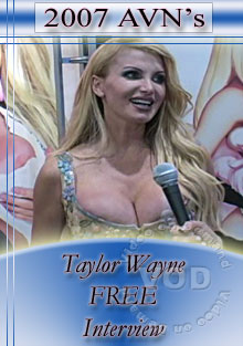 2007 AVN Interview - Taylor Wane Box Cover
