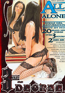 All Alone - Single Girl Masturbation Box Cover