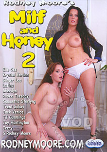 MILF And Honey 2 Box Cover