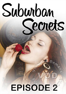 Suburban Secrets Episode 2 Box Cover