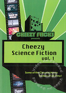 Cheezy Science Fiction Vol. 1