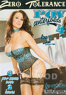 POV Centerfolds 4 Box Cover
