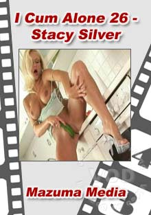 I Cum Alone 26 - Stacy Silver Box Cover