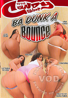 Ba Dunk A Bounce Box Cover