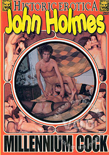 John Holmes - Millennium Cock Box Cover