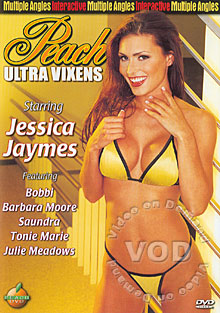 Peach Ultra Vixens - Jessica Jaymes Box Cover