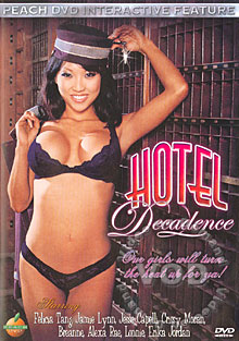 Hotel Decadence Box Cover