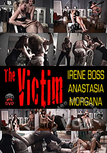 The Victim Box Cover