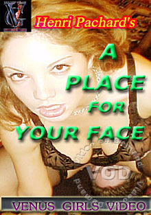 A Place For Your Face Box Cover