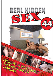 Real Hidden Sex 44 Box Cover