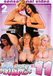 Hot Sexy Plumpers #11 Box Cover