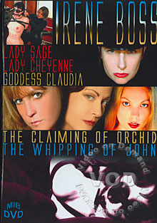 The Claiming Of Orchid - The Whipping Of John Box Cover
