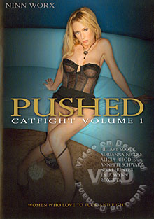 Pushed - Catfight Volume 1 Box Cover