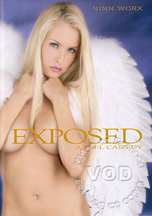 Exposed Angel Cassidey Box Cover