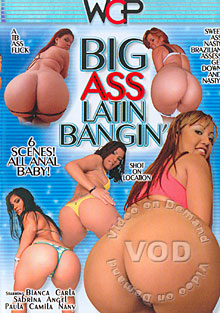 Big Ass Latin Bangin' Box Cover