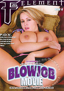 Blowjob Movie Box Cover
