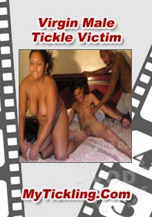 Virgin Male Tickle Victim Box Cover