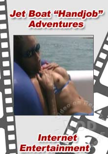 Jet Boat Handjob Adventures Box Cover