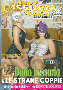 Dario Lussuria E Le Strane Coppie Box Cover