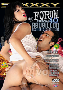 Forum 40: Reveillon Version 2005 Box Cover