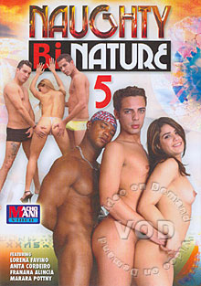 Naughty Bi Nature 5 Box Cover