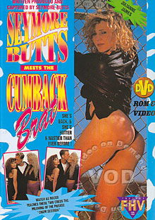 Seymore Butts Meets The Cumback Brat Box Cover