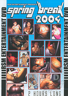 Spring Break 2004 Box Cover