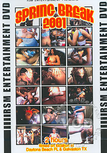 Spring Break 2001 Box Cover