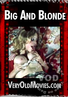 Big And Blonde Box Cover
